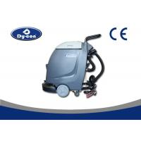 China Streamlined Body Compact Floor Scrubber Machine With 750W Brush Motor Diverse Color on sale