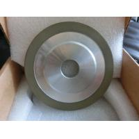 Buy cheap 14F1 Resin Bonded Diamond Grinding Wheel for high speed steel saw blade product