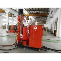 Buy cheap Vacuum Industrial Sandblasting Equipment with Recycling Abrasive Rust Oil Removing product