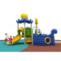 Buy cheap CE Certificate Durable Childrens Plastic Playground Equipment Anti UV Multi Color product