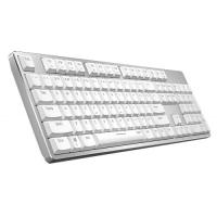 Buy cheap Bluetooth Mechanical Gaming Keyboard , White Gaming Keyboard With Portable Design product