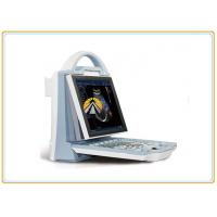 10.4 Inch Display Medical Ultrasound Machine , Color Doppler Ultrasound Imaging Machine