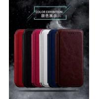 Buy cheap Book Cover IPhone Leather Wallet Case For Iphone 7 Plus Flip Stand Two Card Slot product