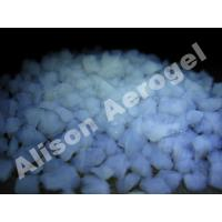 Buy cheap Alison Silica Aerogel particle for Thermal and Refrigerant Insulation product