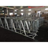 Buy cheap OEM Aluminum Square Truss 1100mm X 600mm Easy Assemble TUV Certification from Wholesalers