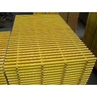 Buy cheap Pultrusion Corrosion Resistance Fiberglass Grating (CLIM_G) product