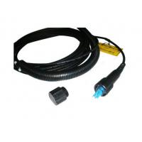 Outdoor Waterproof LC Fiber Optic Patch Cord for FTTA / Telecommunication Network