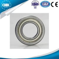 Buy cheap High precision deep groove ball bearings with rubber and metal seal from Wholesalers