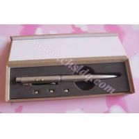Buy cheap metal LED ball pen/wooden gift set,red laser pointer product