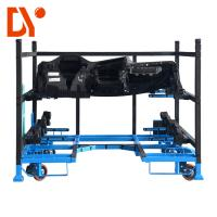 Buy cheap Automobile Parts Metal Tool Trolley Anti Corrosion With Steel Plate Extrusion product