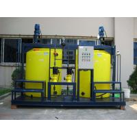 Buy cheap Chemical mixing tank for liquid detergent production equipment product