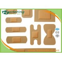 Buy cheap Medical Adhesive Plaster Tape Bandage , First Aid Plaster Tape Various Shapes product