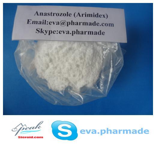 Quality Anastrozole Arimidex Performance Raws Estrogen receptor Peak Steroid for sale