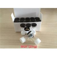 Buy cheap High  Purity Peptide Hormones Muscle Gaining Injectable Lyophilized Powder Peptide PEG-MGF 2mg/Vial product