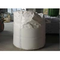 Buy cheap Collapsible Reusable One Ton Bulk Bags , Anti - UV Jumbo Plastic Storage Bags product