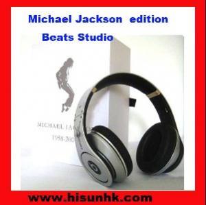 China Wholesale Michael Jackson monster studio beats dr dre headphones for monster on sale