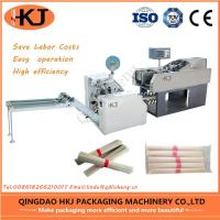 Buy cheap Automated Noodle Stick Pack Packaging Machine With Bundling And Outputting product