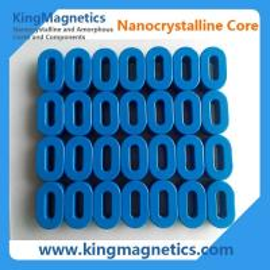 Buy cheap Custom oval shape amorphous nanocrystalline core for common mode choke from Wholesalers