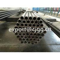 Buy cheap Round Steel Tubing ASTM A519 Grade 4130 Cold Drawn Pipe Plain Ends from Wholesalers