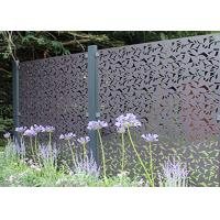 Buy cheap Rectangular / Square Stainless Steel Decorative Panels Various Material Available product