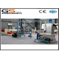 Buy cheap TPU Elastomer Double Screw Extruder Underwater Pelletizing Extrusion Line product