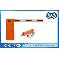 Buy cheap 6 second Car Parking Barrier Gate  for Hospital / Building / Government product