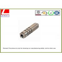 Buy cheap OEM Metal Stainless Steel Machining Parts / SS Machining polishing Finish from Wholesalers