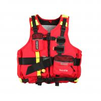 China EPE Personalized Paddling Life Preserver Jacket Strong Polyester Outshell on sale
