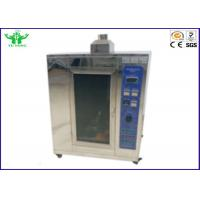 Buy cheap High Precision 50 ℃ ~ 960 ℃ Glow Wire Testing Machine with IEC 60695-2 product