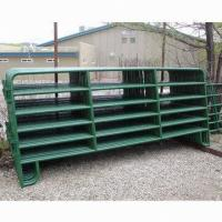 Buy cheap Cattle Corral Panel, 1.6 to 1.8m height product