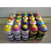 Buy cheap Fading Resistant Graffiti Matte Spray Graffiti Spray Paint 2000 Customized Colors Optional product