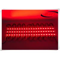 China 5050SMD Rgb Led Module Waterproof , Outdoor Led Sign Lighting Modules Dc12v on sale