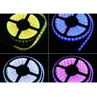 Buy cheap Joinable Warm White RGB LED Strip Lights 5 Meter 12V For Outdoor product