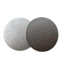 Buy cheap Stainless Steel Metal Sintered Powder Filter plate product