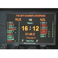 Buy cheap Customized HD P 6 Stadium LED Display Video Display Synchronous Control Sports product