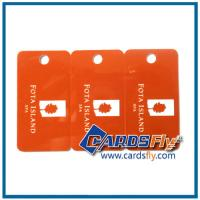 Buy cheap promotional key tags product