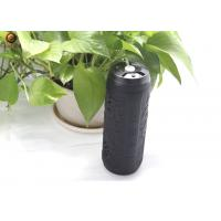 Buy cheap 10m Black Waterproof Bluetooth Speaker , Low Battery Warning Wifi Bluetooth from wholesalers