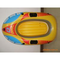 Buy cheap Small Durable rigid PVC Inflatable Boat For Little Children / kids product
