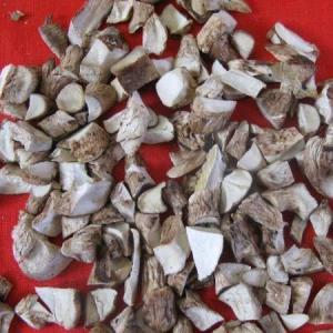 Buy cheap Air-Dired Champignon Mushroom Umbrella/Stem Cubes(D) product