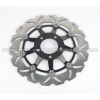 Buy cheap CNC Aluminum Motorcycle Brake Disc / Floating Brake Rotor GSF BANDIT 600 product