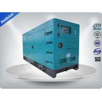 Electronic KOFO Genset Silent Generator Set Brushless With 3 Phase , 4 Wires