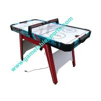 Buy cheap High Quality 4FT Air Hockey Table Electronic Scorer Color Graphisc Design Wood Ice Hockey Table product