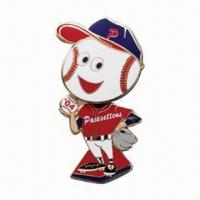 Buy cheap Bobble Head, Different Designs/Materials/Sizes are Available, Customized Logos are Accepted product