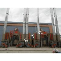 Buy cheap Filtration System Blast Room Dust Collector / Industry Cyclone Dust Collector product
