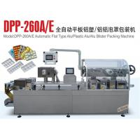 Buy cheap New Condition Easy operation Alu Alu Blister  Packing Machine DPP-260E from wholesalers