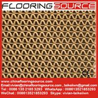 Buy cheap PVC S Grip heavy duty floor matting rolls drainage and slip resistance for wet areas product
