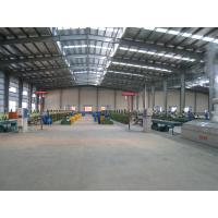 Buy cheap CO2 Gas Shielded Welding Wire Machine Rough Production Line 600KW Power 15 / 25Kg product