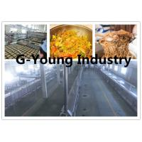 Buy cheap frying noodles making machines Fried Instant Noodle Machine Production Lines product
