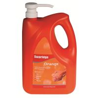 Buy cheap Swarfega orange solvent-free heavy duty hand cleanser,Removes ingrained oil, grease and general grime. from wholesalers