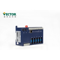 Buy cheap 16 DI 8 DO 5 Axis CanOpen Motion Controller For Rotary Knife Cutting Machine product